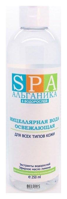 Купить Мицеллярная вода для лица Альганика, Мицеллярная вода освежающая, Россия