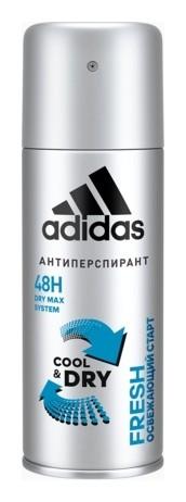 Дезодорант-антиперспирант спрей Cool & Dry Fresh  Adidas