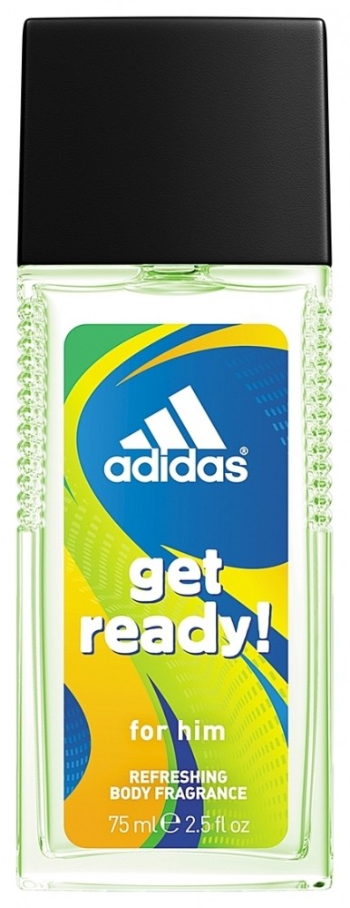 "Парфюмерная вода ""Get Ready Male""  Adidas"