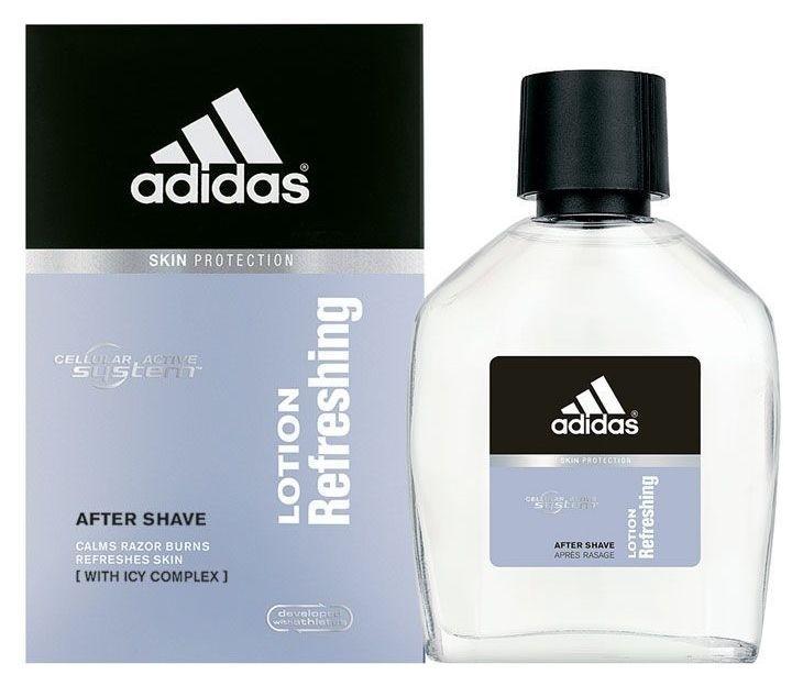 """Освежающий лосьон после бритья """"Skin Care""""  Adidas"""