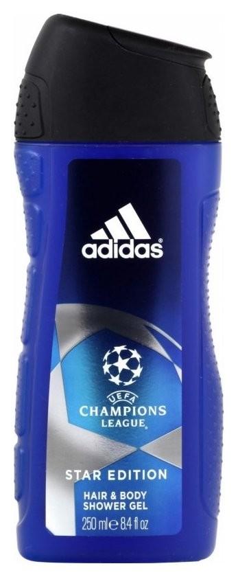 """Гель для душа """"Uefa Star Edition""""  Adidas"""
