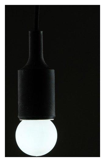 Лампа светодиодная декоративная Luazon Lighting, G45, е27, 1,5 Вт, для белт-лайта, белый  LuazON