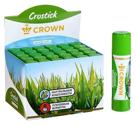 Клeй-карандаш 8 г Crown Expert  Crown