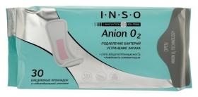 Прокладки ежедневные Inso Anion O2, 30 шт Inso