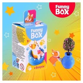 Набор для детей Funny Box Собачки набор: радуга, инструкция, наклейки
