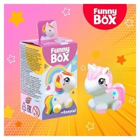 Набор для детей Funny Box Пони набор: радуга, инструкция, наклейки