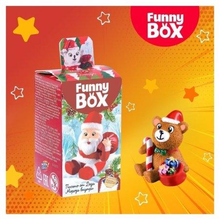Набор для детей Funny Box Новый год набор: письмо, инструкция  Woow toys
