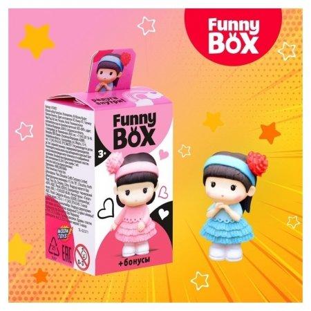 Набор для детей Funny Box Девочка с мишкой  Woow toys