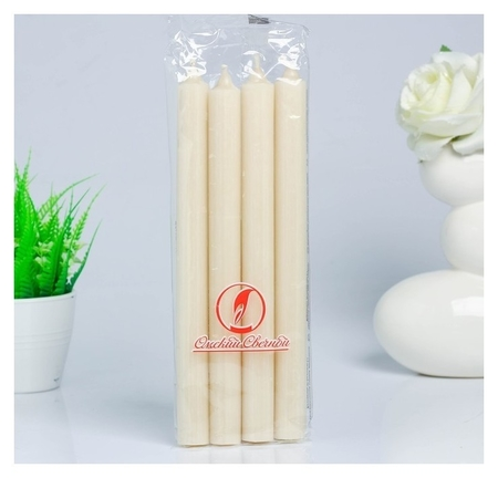 Набор свечей хозяйственных  Омский свечной завод
