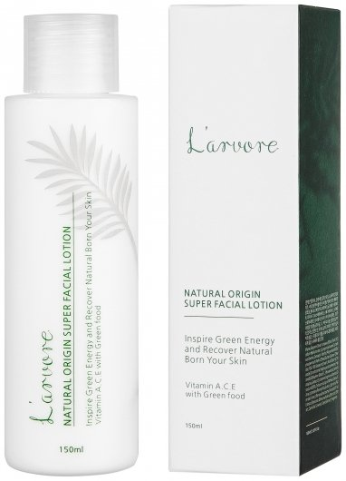 Лосьон успокаивающий Natural Origin Super Facial Lotion  L'arvore
