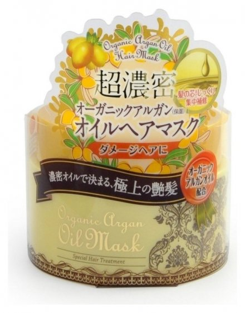 Маска питательная для волос с маслом арганы Organic Argan Botanical Oil Hair Mask  Momotani