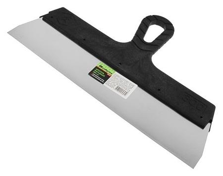 """Шпатель фасадный """"Сибртех"""", 300 мм, нержавеющая сталь, ручка пластик  Сибртех"""