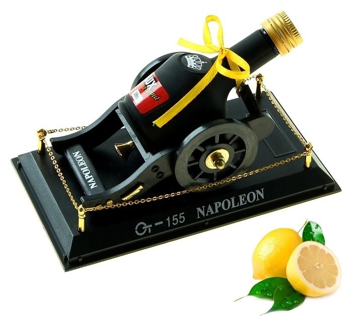 Ароматизатор в авто «Пушка», лимон  Luazon