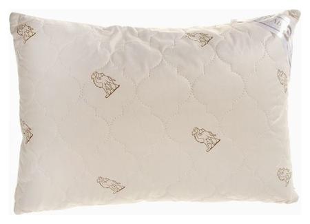 """Подушка """"Этель"""", подстёжка — верблюжья шерсть, 50х70 см, тик  Этель"""