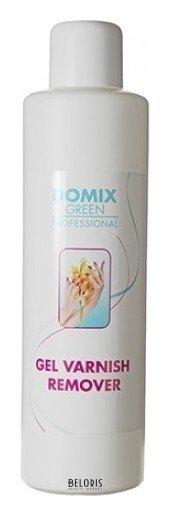 Купить Жидкость для снятия гель лака для ногтей Domix Green Professional, Средство для снятия гель - лака (шеллака), 1000 мл., Россия