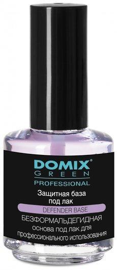 Защитная база под лак Defender base  Domix Green Professional