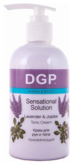 """Крем для рук и тела """"Sensational Solution"""" тонизирующий  Domix Green Professional"""