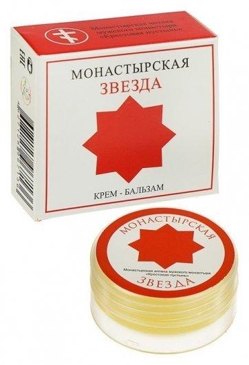 Крем-бальзам Монастырская звезда  Бизорюк