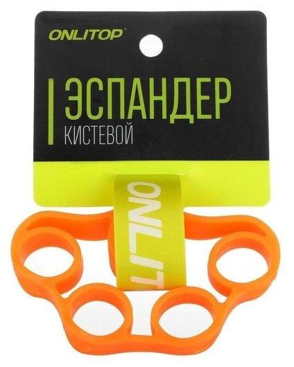 Эспандер для пальцев, нагрузка 4 кг  Onlitop