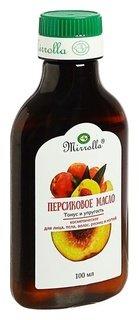 Масло косметическое персиковое Mirrolla