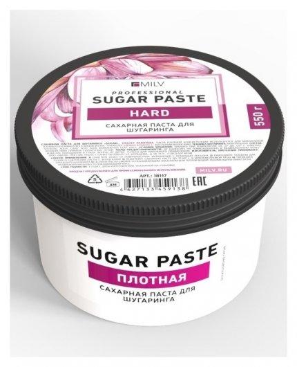 Сахарная паста для шугаринга плотная Sugar  Milv