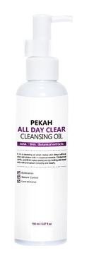 Масло для лица гидрофильное с кислотами Cleansing Oil  PEKAH