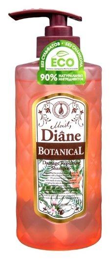 Шампунь для волос восстанавливающий без сульфатов и силикона Damage Repair  Moist Diane
