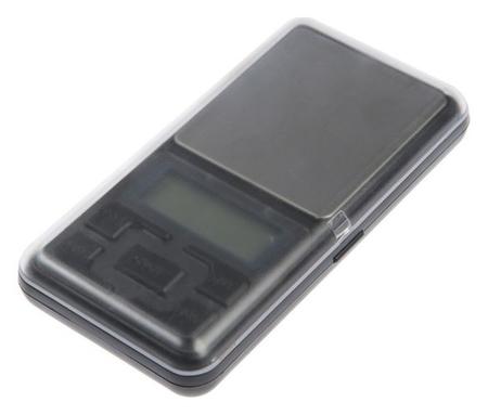 Весы Luazon Lvu-02, портативные, электронные, до 200 гр  LuazON