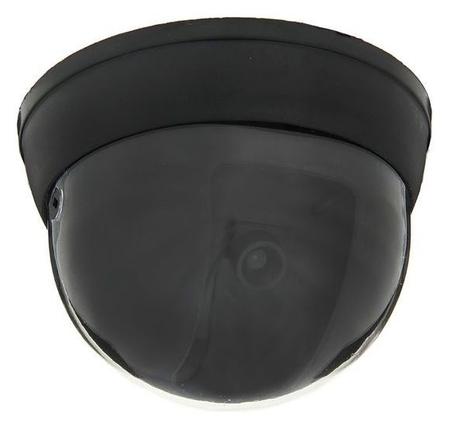 Муляж видеокамеры Luazon, модель Vm-3, со светодиодным индикатором, 2АА (Не в компл.), черный 167762  LuazON