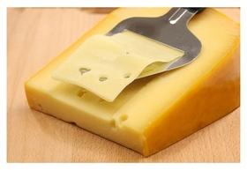Нож-лопатка для сыра с металлической ручкой «Помощник», 22 см