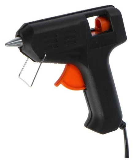 Клеевой пистолет Lom, 20 Вт, 220 В, 7 мм  LOM