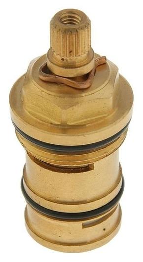 Кран-букса Accoona A450-6, переключатель в диверторе, 20 шлицов  Accoona