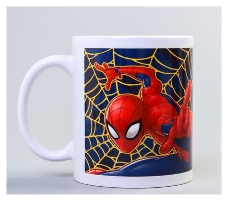 """Кружка """"Человек-паук"""", человек-паук, 350 мл  Marvel"""