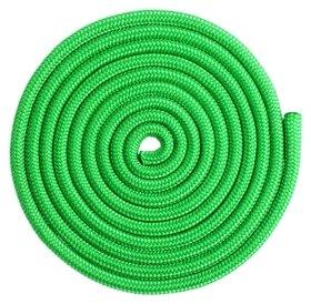 Скакалка гимнастическая, 3 м, цвет зелёный
