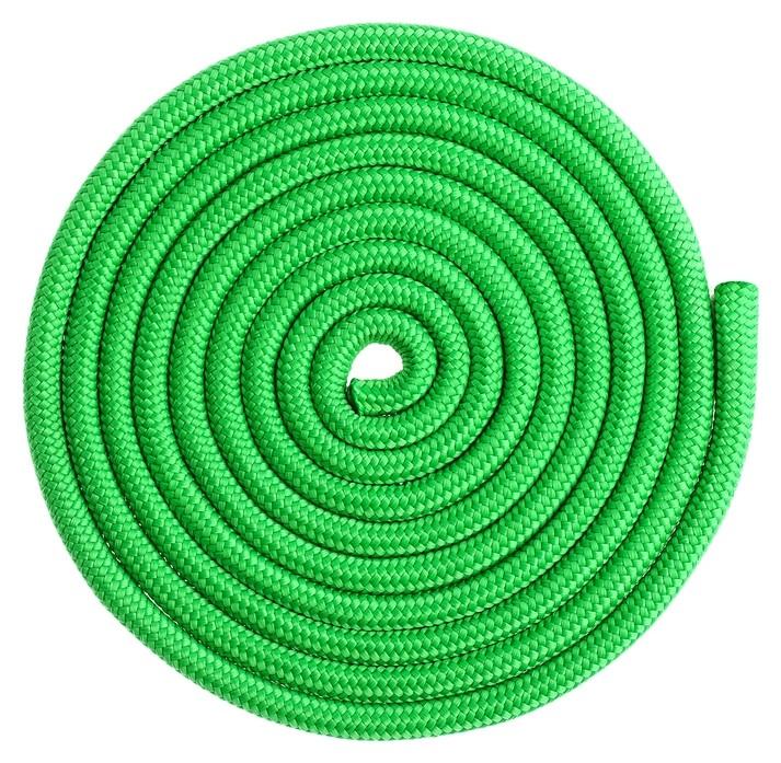 Скакалка гимнастическая, 3 м, цвет зелёный  Grace dance