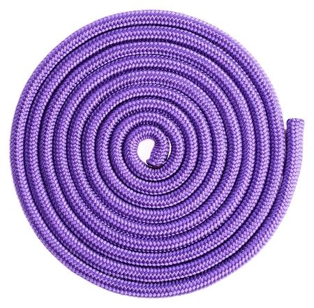 Скакалка гимнастическая, 3 м, цвет фиолетовый  Grace dance