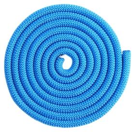 Скакалка гимнастическая утяжелённая, 3 м, 180 г, цвет синий