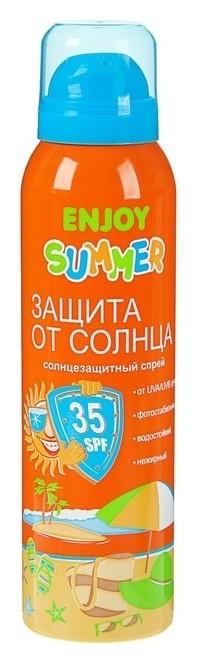 Аэрозоль солнцезащитный Enjoy Summer  Enjoy summer