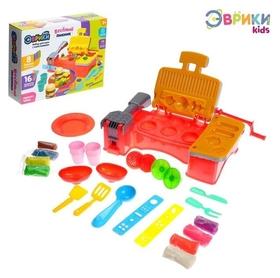 Набор для игры с пластилином «Весёлый пикник»  Эврики