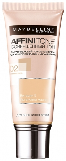 Тональный крем Affinitone  Maybelline New York