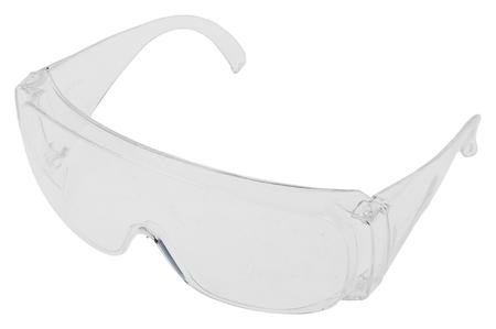 """Очки защитные """"Сибртех"""", открытого типа, прозрачные, ударопрочный материал  Сибртех"""