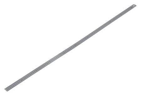 Линейка измерительная Sparta, 1000 мм, металлическая  Sparta