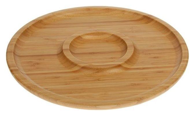 Блюдо для подачи 2 секции, D=35,5 см  Wilmax England
