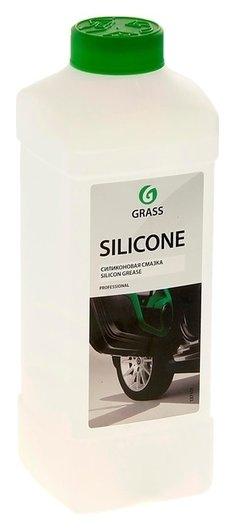 Силиконовая смазка Grass Silicone, 1 л  Grass