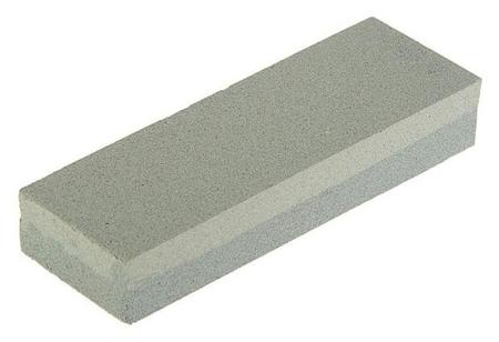 Брусок абразивный Tundra, р120/240, 150 мм  Tundra
