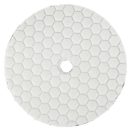 Алмазный гибкий шлифовальный круг Tundra, для сухой шлифовки, 100 мм, № 800  Tundra
