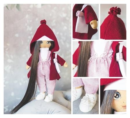 Интерьерная кукла «Кэтти», набор для шитья, 18 × 22.5 × 3 см  Арт узор