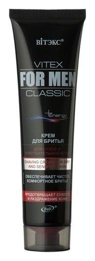 Крем для бритья для сухой и чувствительной кожи  Белита - Витекс