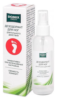 Дезодорант для ног  Domix Green Professional