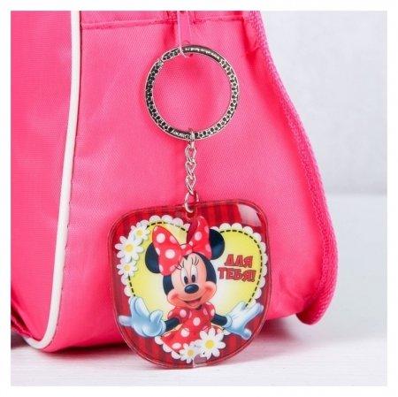 "Брелок с фонариком ""Для тебя!"", минни маус  Disney"
